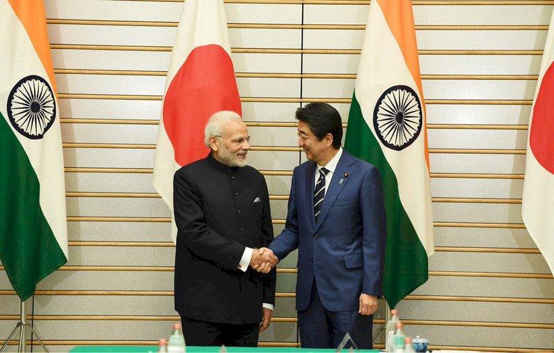印度與日本領袖峰會9月提前舉行 聚焦合作抗中