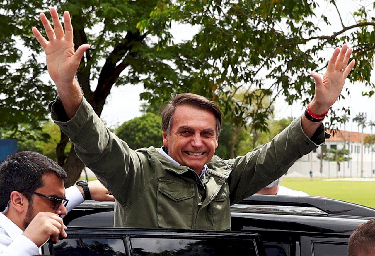 巴西的川普,像樣的總統!