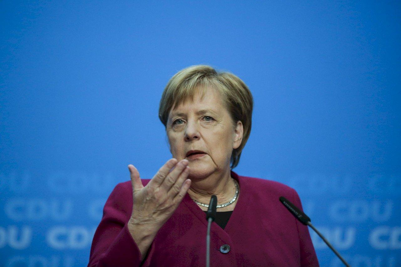柏林:梅克爾敦促艾爾段立即停止攻擊庫德族