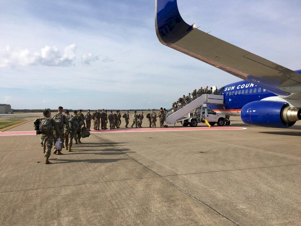 打選戰堵移民 川普邊界兵力堪比阿富汗規模
