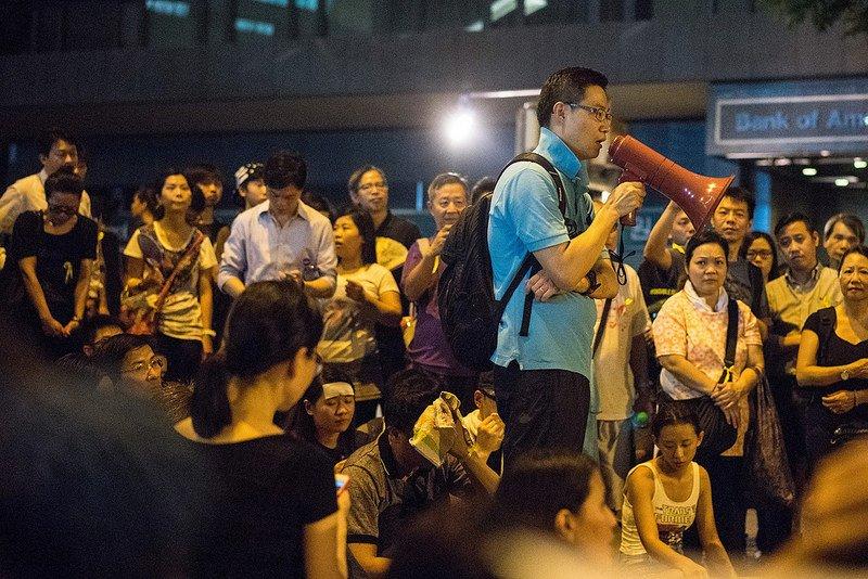 民調:多數香港年輕人 不認同中國人身分