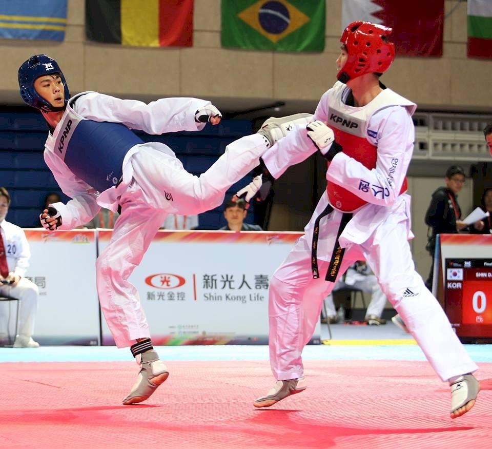 東奧跆拳道  黃鈺仁16強賽敗給伊朗  仍有機會爭牌