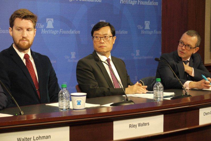 嫻熟國際經貿談判 駐美副代表陳正祺接任貿易局長