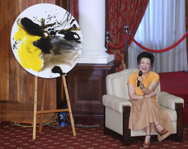 與APEC領袖夫人互動 張淑芬:會把對方當朋友