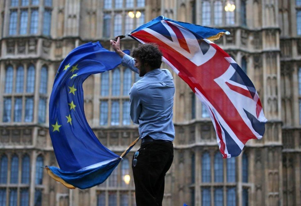 英國會否決強生脫歐時程 歐盟將決定是否延期