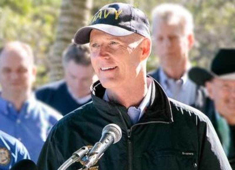 佛州聯邦參議員選戰難分軒輊 啟動人工計票
