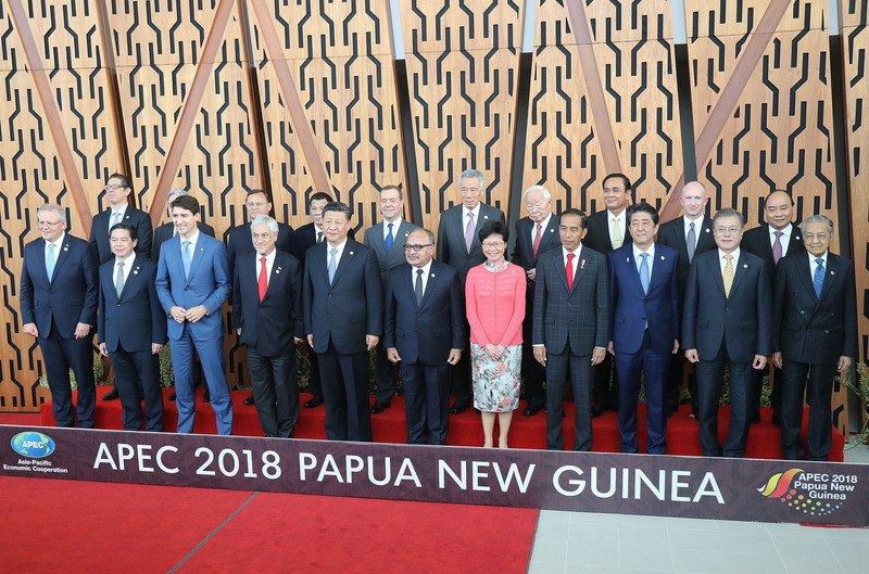 採訪習近平與太平洋島國領袖會談 外媒被拒門外