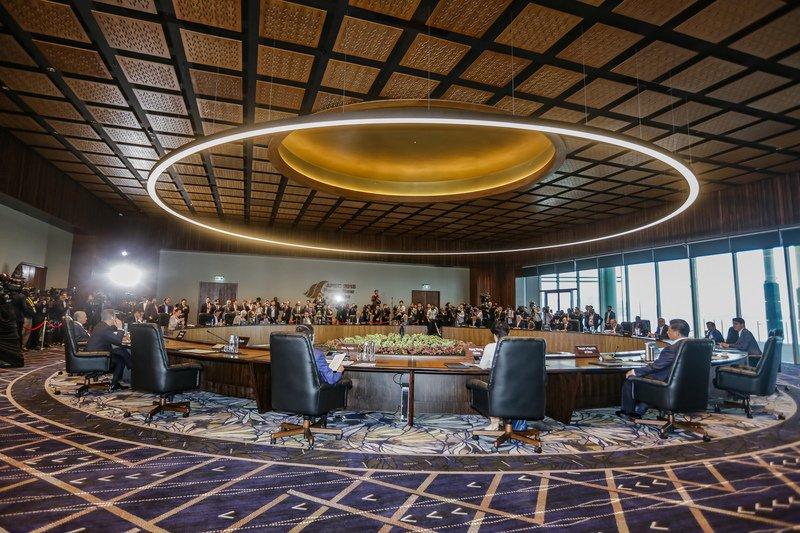 APEC領袖宣言難產 中國撇清並非肇因美中分歧