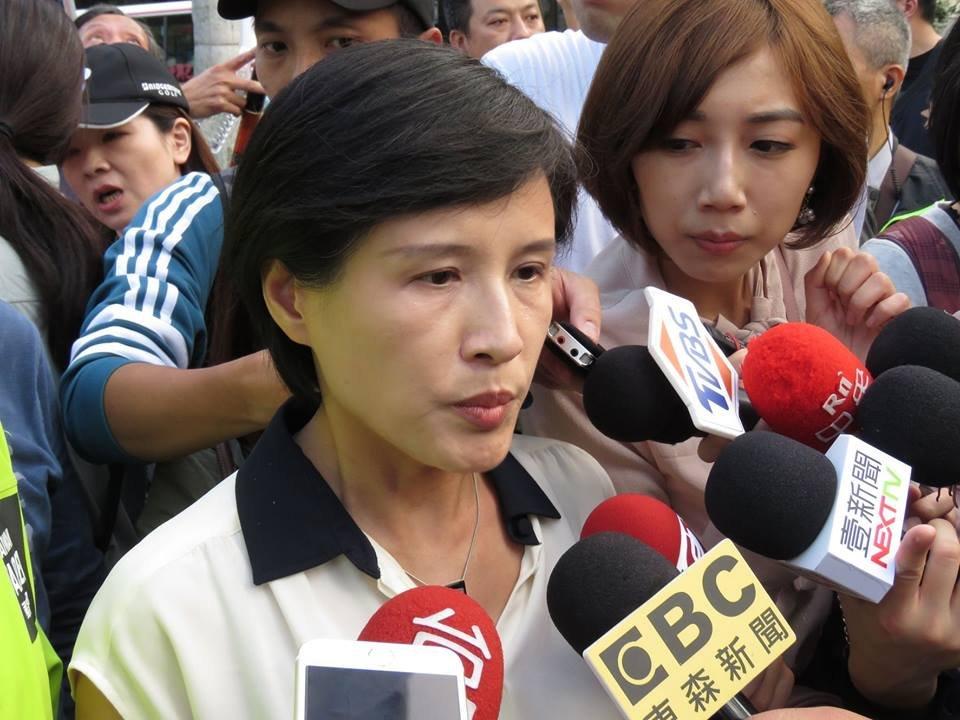 鄭麗君盼中國電影工作者珍惜金馬獎 也珍惜台灣民主