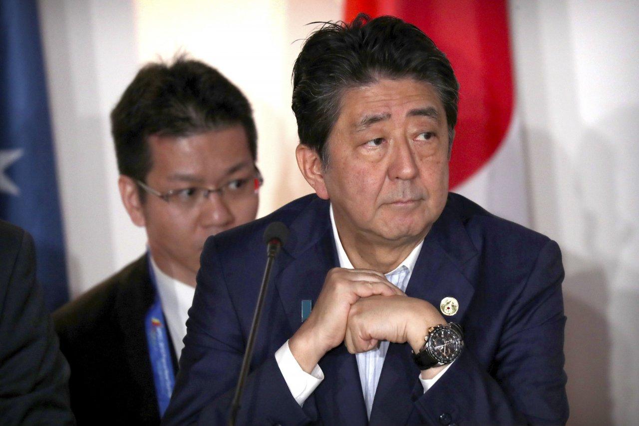 APEC峰會 安倍憂保護主義籲遵守WTO規範