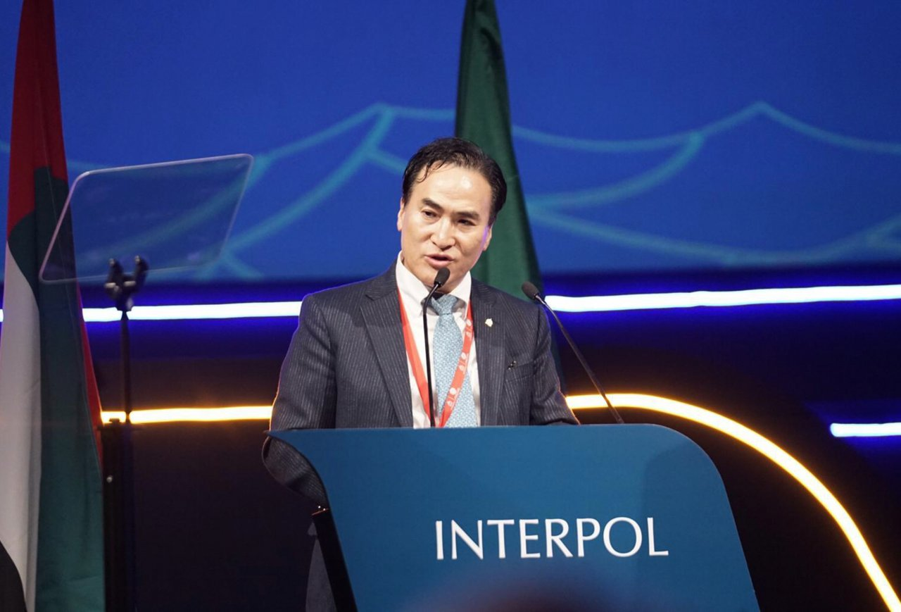 金鍾陽當選國際刑警組織主席 外交部盼挺台參與