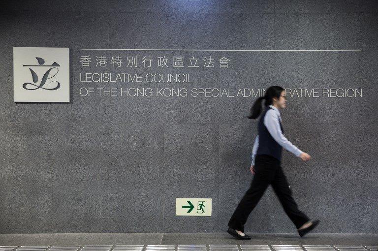 北京改變香港選制 猶如泛民參選緊箍咒