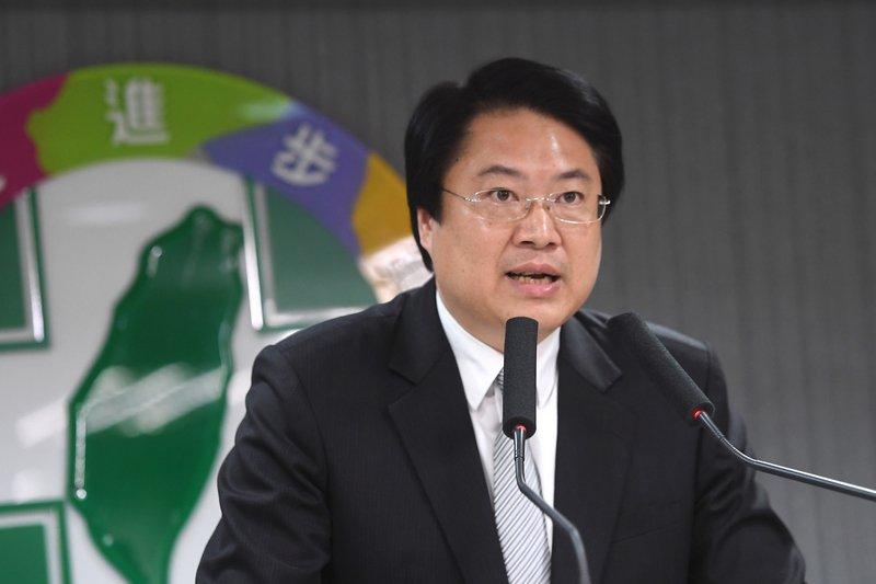 林右昌:台灣人沒虧欠民進黨 應繼續爭取支持
