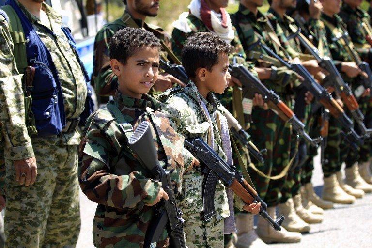 聯合國:去年逾8500名孩童被當成士兵