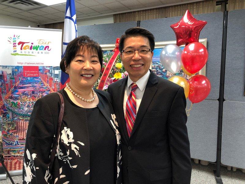 駐加代表投書 打擊跨國犯罪需台灣幫助