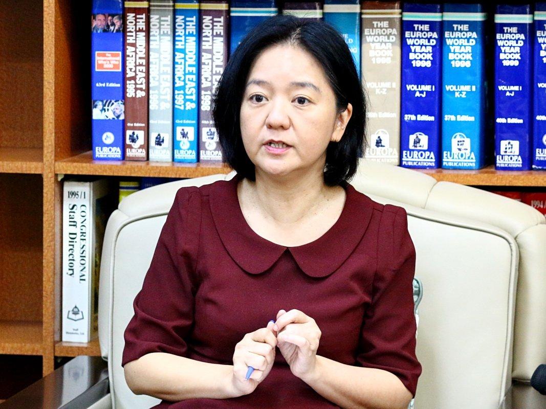 荷蘭媒體報導台海情勢  駐荷代表:台灣是民主防線