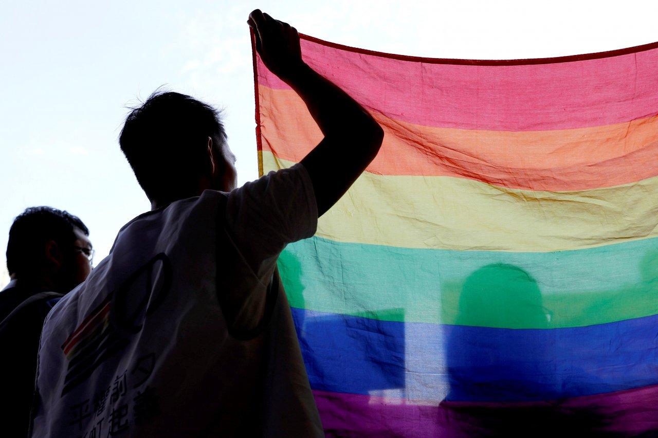 台灣同婚合法化 亞洲挺同團體盼能跟進