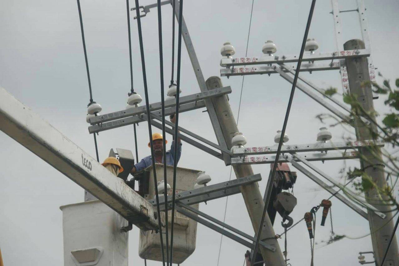 513大停電2輪限電時間出爐 共393萬戶受影響