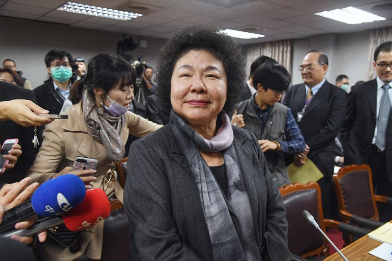 陳菊:民進黨共同支持 蔡總統爭取連任很正常