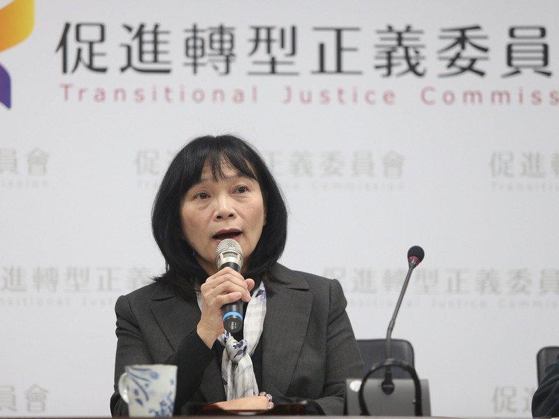 楊翠:9份大法官解釋檔案11月移交檔案局