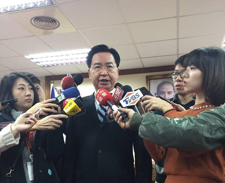 為何建議不用中華台北 外交部:常被中國翻成中國台北