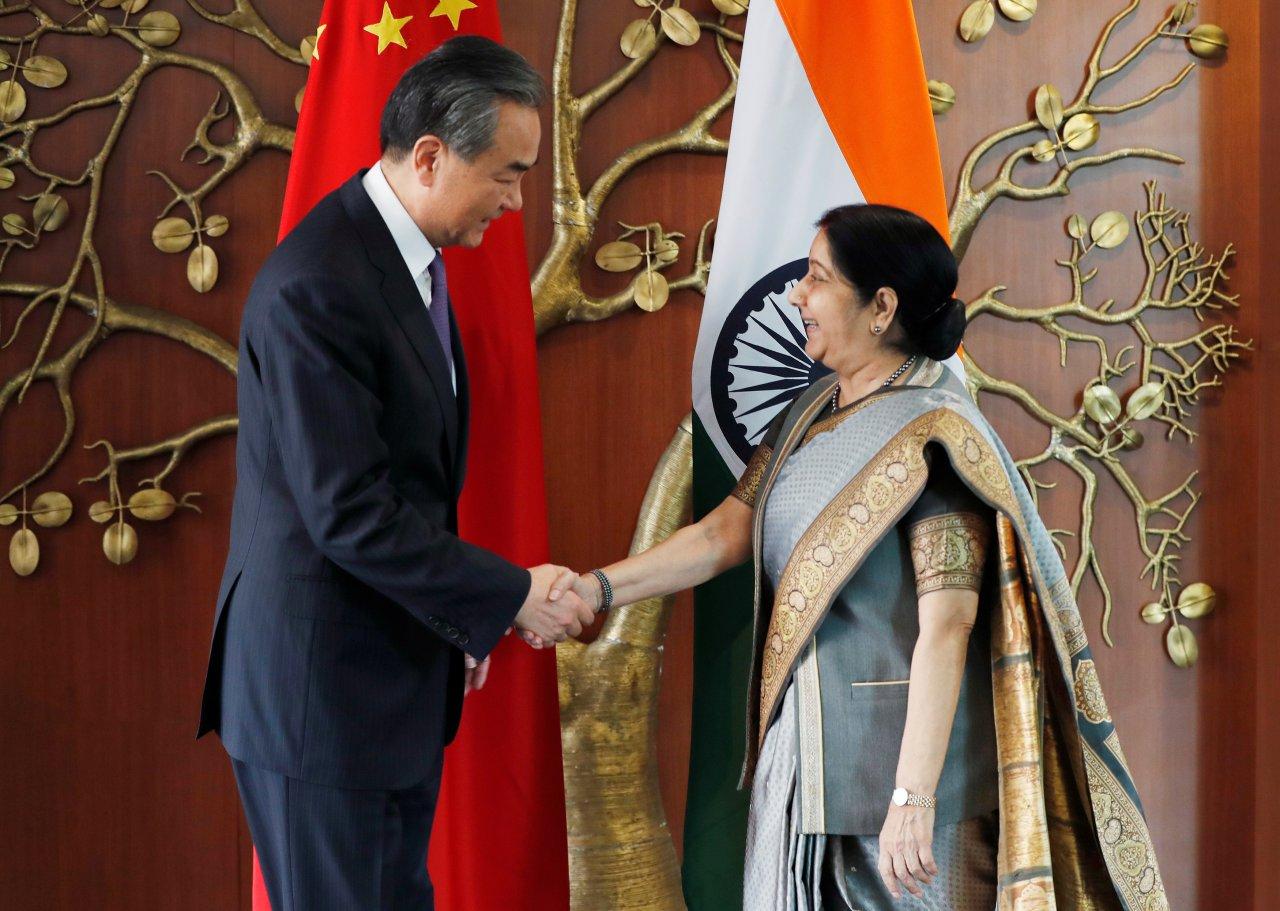 中印高層峰會 雙方外長決定多領域合作