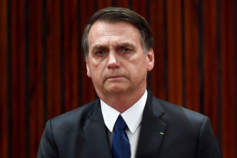 對氣候會議嗤之以鼻 巴西總統:不過是商業遊戲