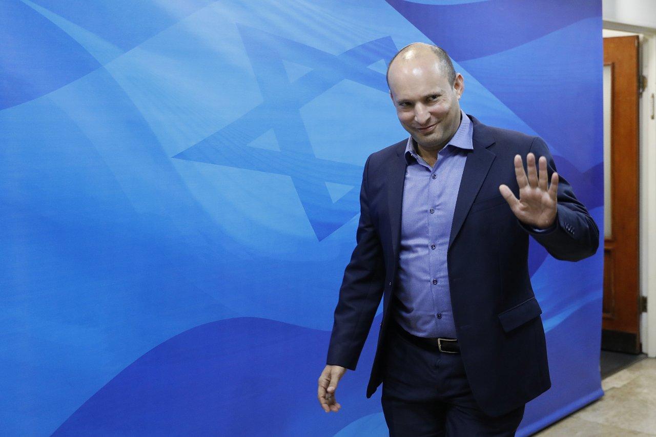 以色列變天終結尼坦雅胡時代 班奈特宣誓任總理