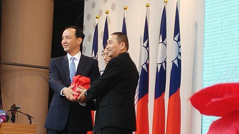 選總統?朱立倫:2020目標清楚 為台灣打拚