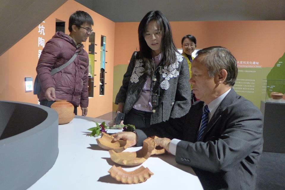 5千年前台灣文物揭秘 南科考古館今起試營運