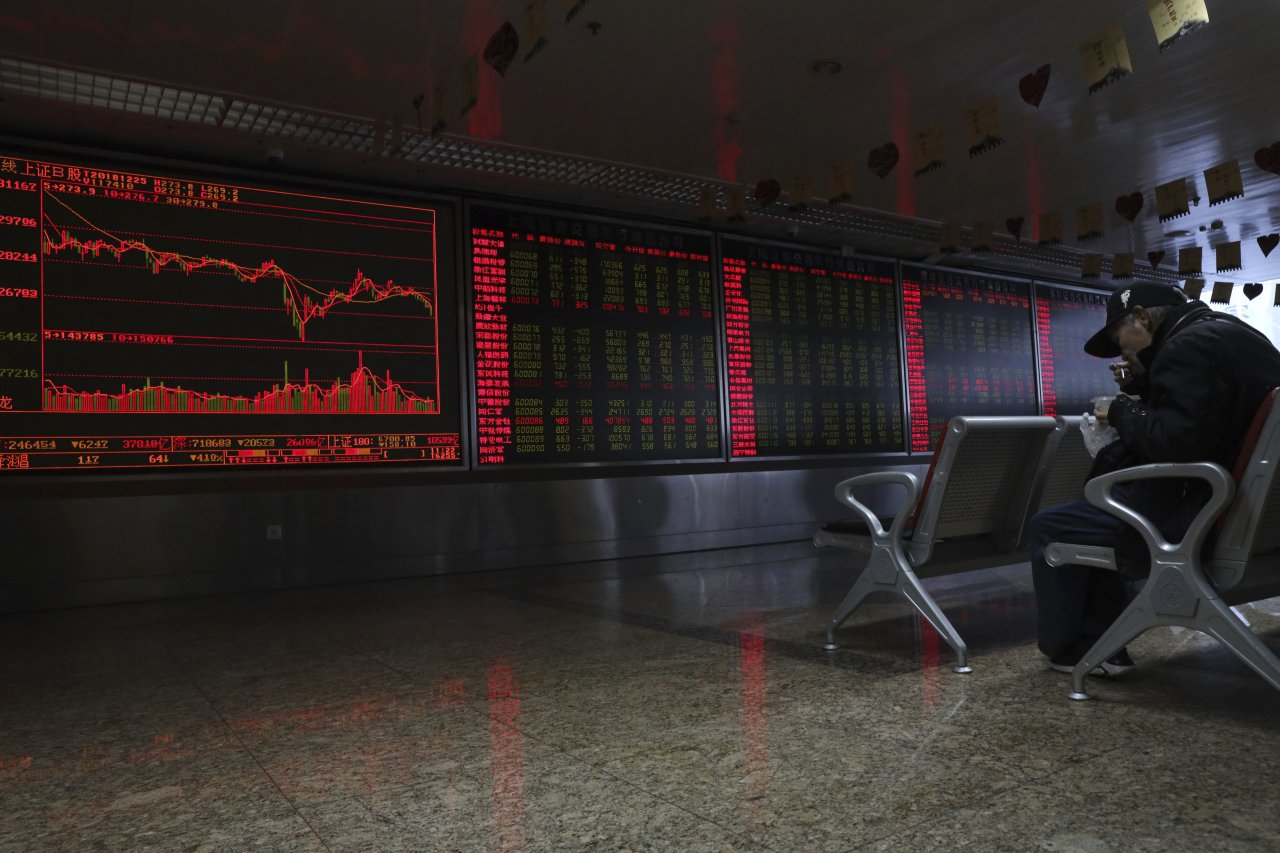 中國科技股大逃殺 國際投資人挫咧等