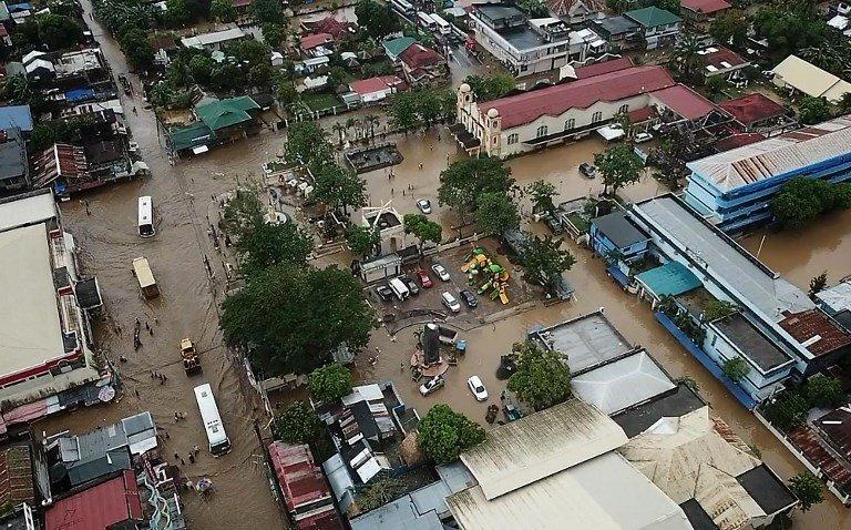 風暴侵襲菲律賓 增至68死