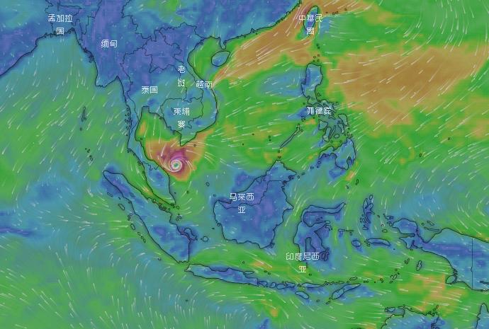 熱帶低壓進逼 泰渡假島嶼旅客大批出逃