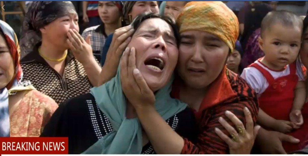 數字會說話!新疆出生率兩年驟降50% 北京正緩慢摧毀維族