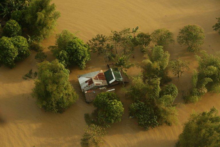 風暴襲菲律賓引發山崩 死亡人數增至126人