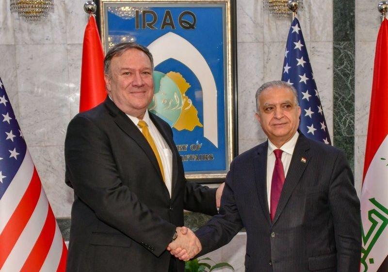 無預警訪伊拉克 蓬佩奧:保護庫德族免受土耳其威脅