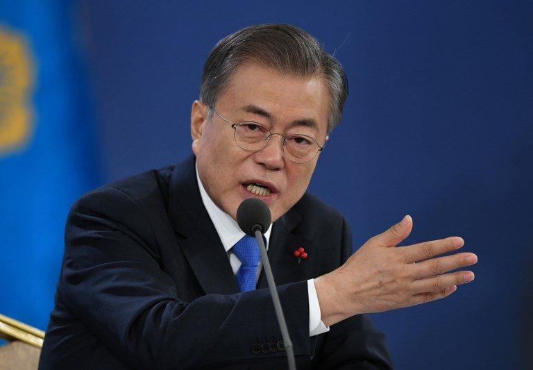 南韓將增加國防支出 文在寅籲北韓重返核談判