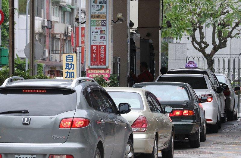 油價春節凍漲  中油95無鉛維持27.9元