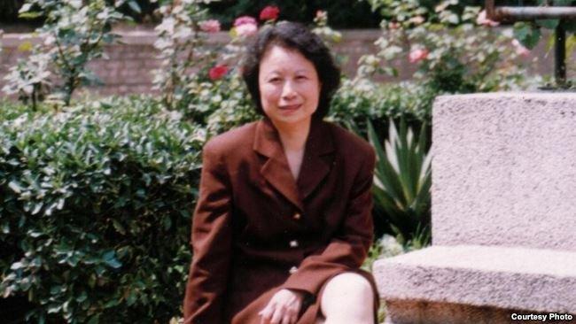 研究八九民運北京學者陳小雅 被限制出境
