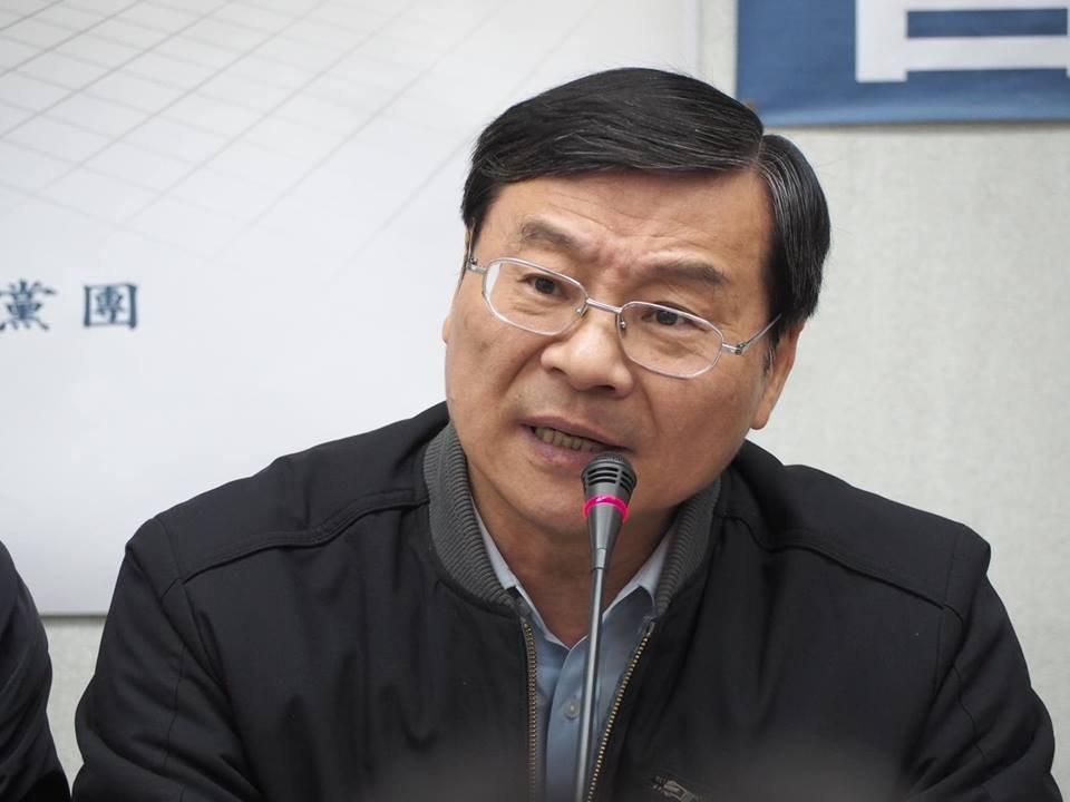 吳敦義請辭 曾銘宗:盼下任國民黨主席由重量級人士擔任