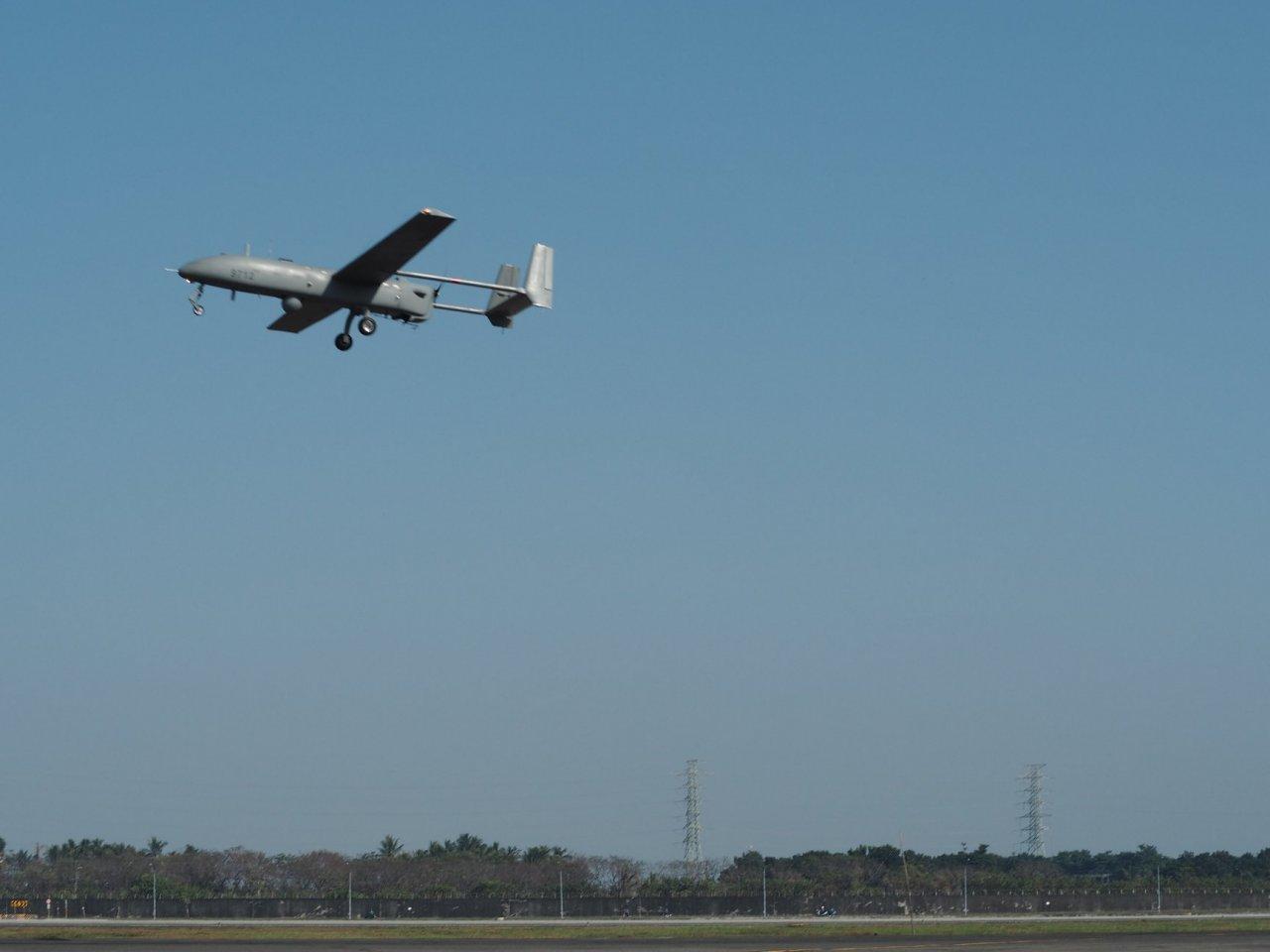 國防部推動建立無人機監偵群攻等多項關鍵戰力