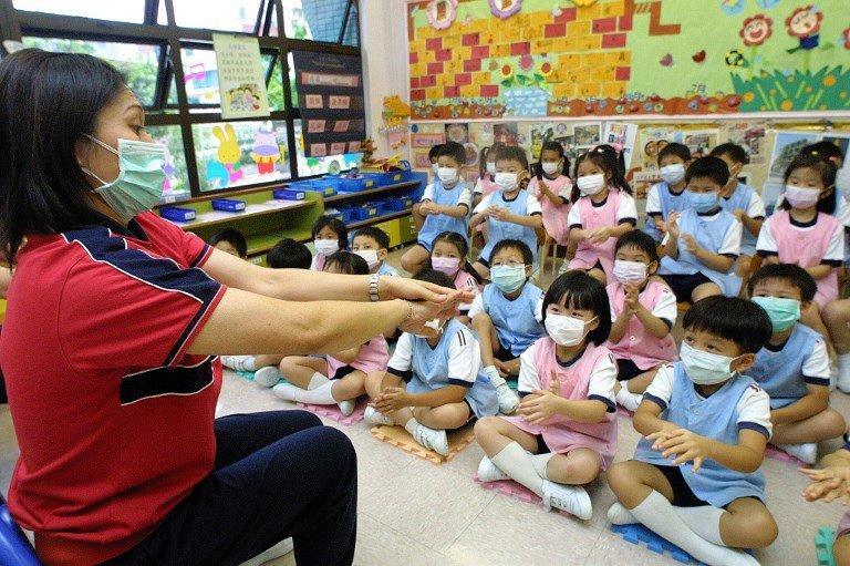 流感肆虐 香港幼稚園26日起全面停課