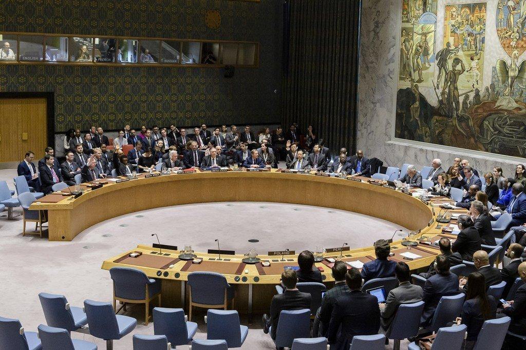 沙國遇襲事件 美國籲安理會採取行動