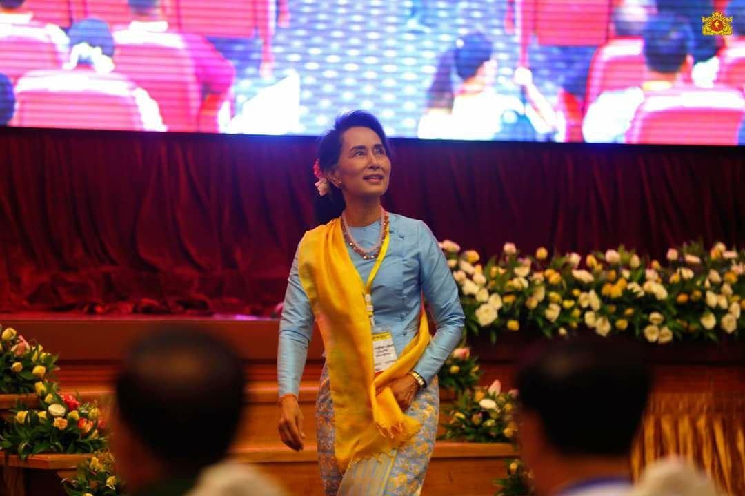 緬甸軍方政變 美國務卿籲立即釋放翁山蘇姬