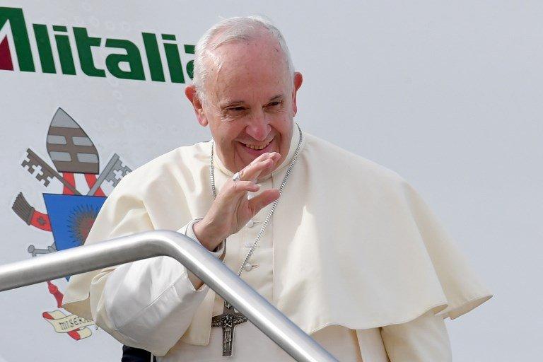 對抗天主教會性侵醜聞 教宗簽法令強制通報案件