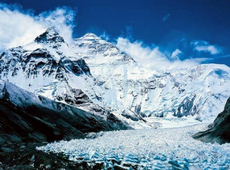 喜馬拉雅冰川斷裂成巨大土石流 北印度200人失蹤