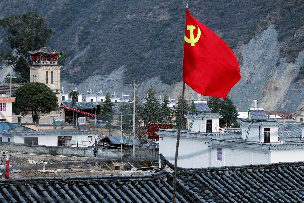 美智庫:中國宗教迫害堪比納粹德國