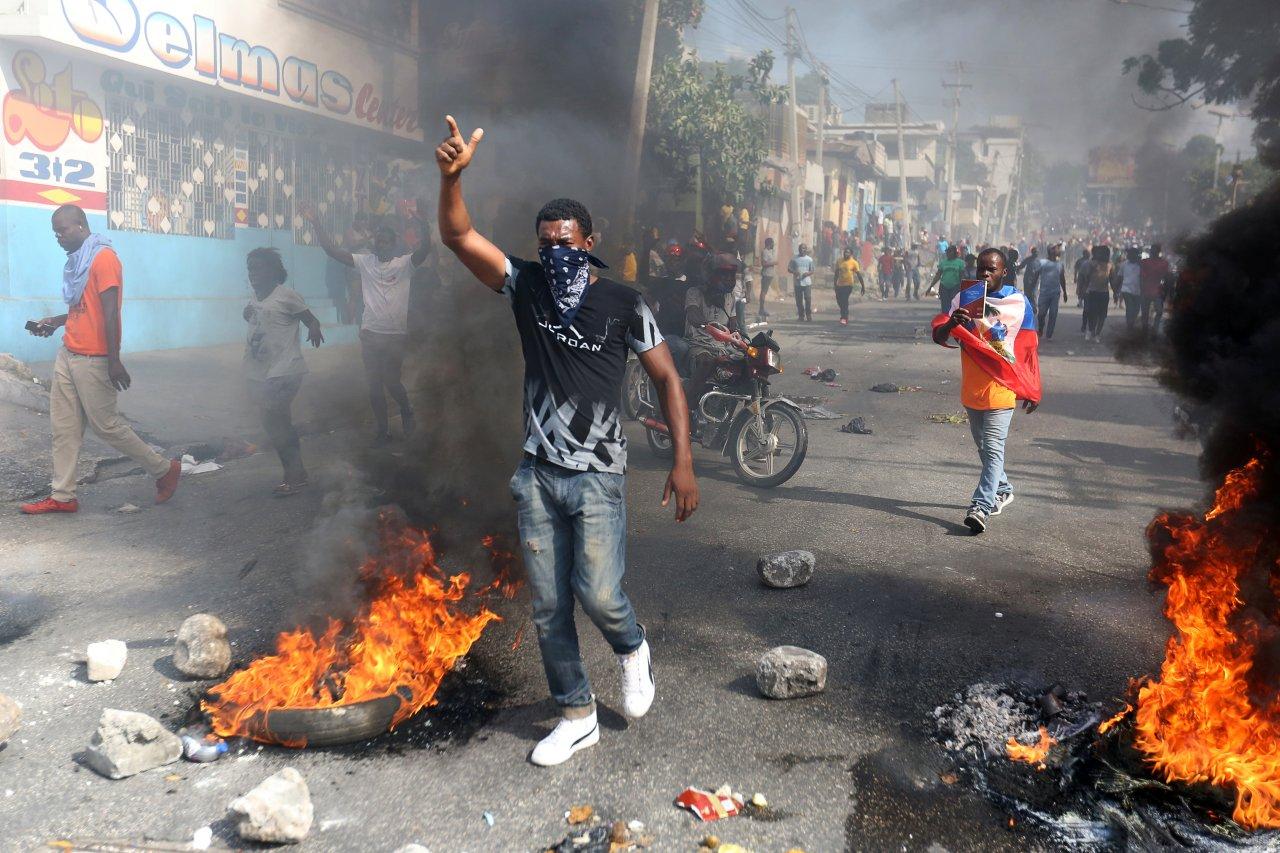 海地情勢動盪 外交部:暫無撤離規劃
