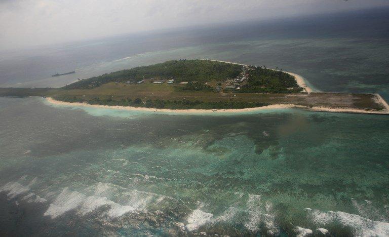 中國船隻停泊南海中業島 菲律賓提外交抗議