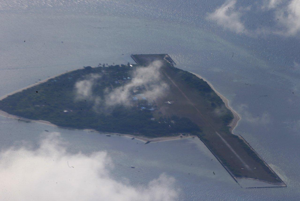 數百艘中國船隻逼近中業島 菲律賓抗議
